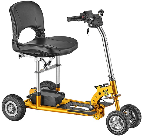 Image of SupaLite4 portable mobility scooter