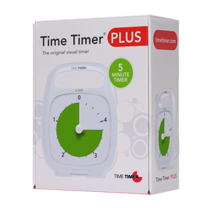 Time Timer PLUS 5 Minute