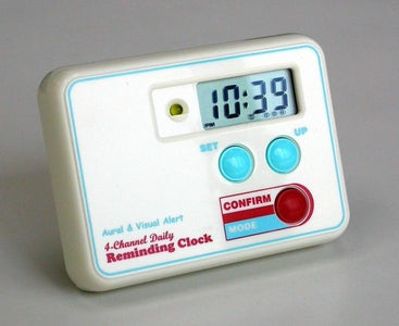 Reminding Clock Medication Pill Reminder alarm