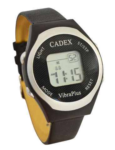 epill Cadex VibraPlus 8 Alarm Vibrating Medication Reminder Watch