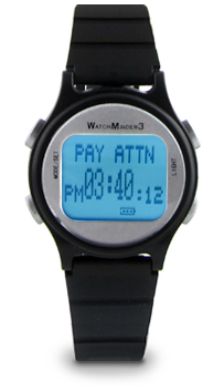 WatchMinder 3 vibrating watch reminder system