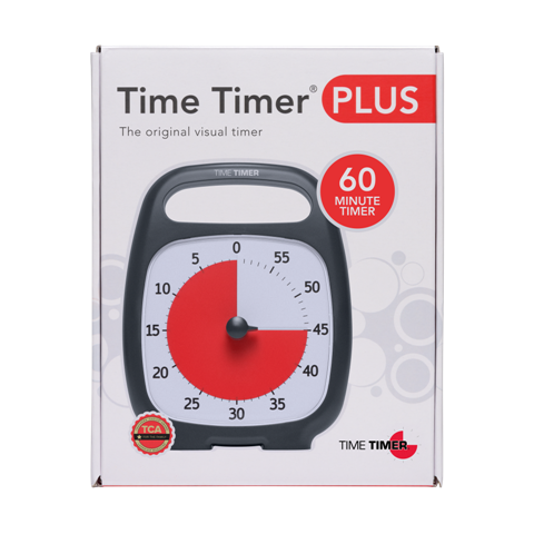 Image of Time Timer PLUS 60 Minute