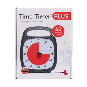 Time Timer PLUS 60 Minute