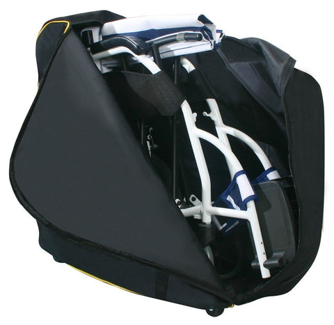 Wheelchair Bag on wheels