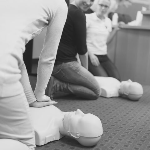 5 Minutes with Tiny Hearts First Aid
