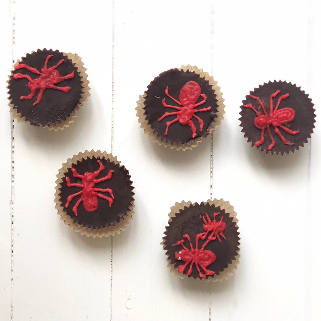 Dairy-Free & Refined Sugar Free Chocolates