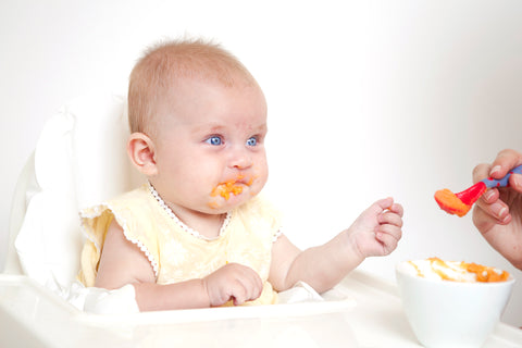 Top Ten Tips for Introducing Solids