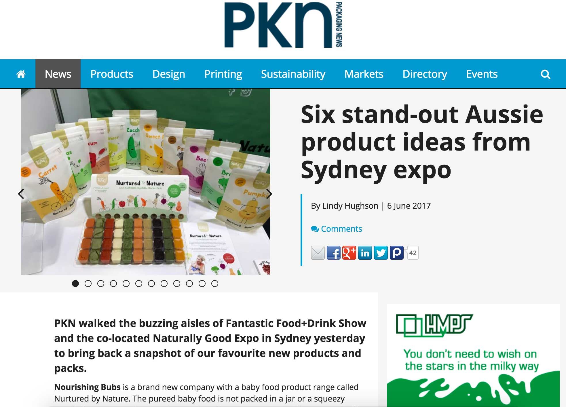 Six stand-out Aussie product ideas from Sydney expo