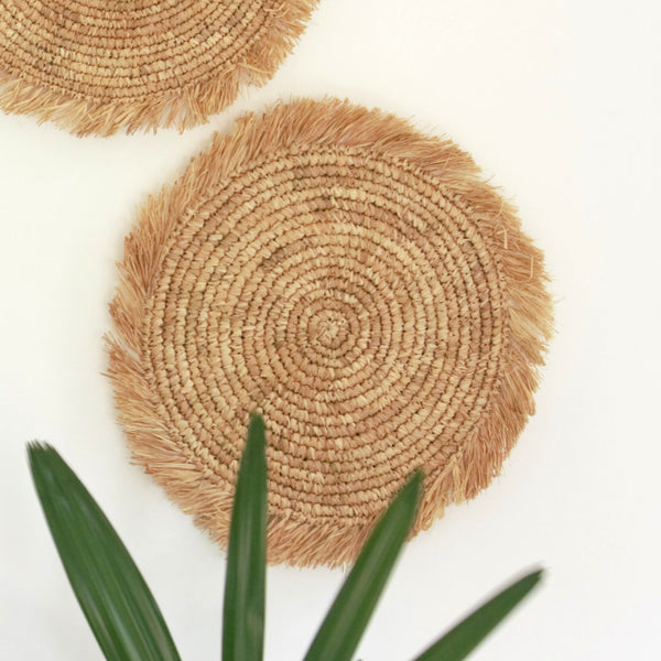 Fringed Placemat