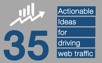 35 Actionable Ideas For Driving Highly Targeted Traffic To Your Website