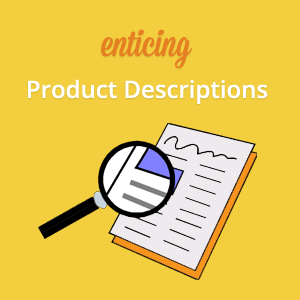 How to write product description (that persuades people to buy)