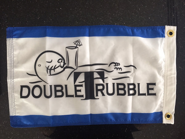 Custom Boat Flag Double Sided