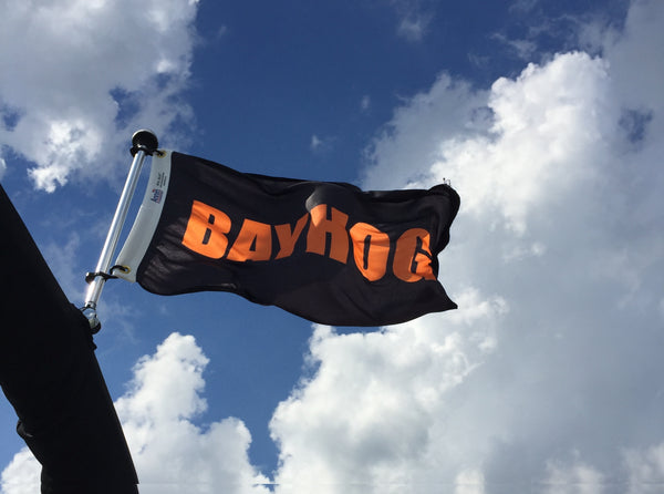 Custom Boat Flag Single Sided