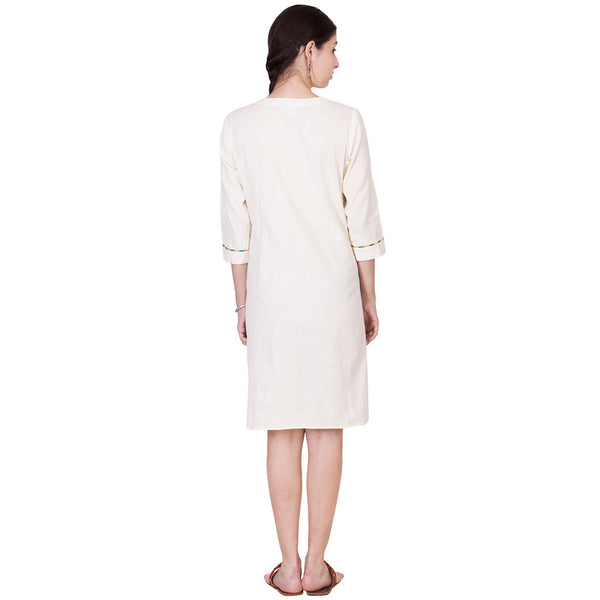 Muslin Cotton Dress