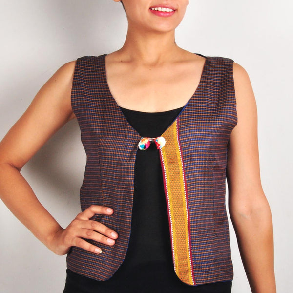 Reversible Double Sided Vest
