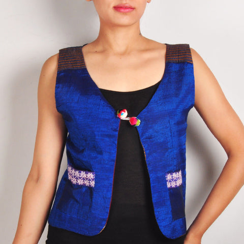 Reversible Double Sided Vest by Dori