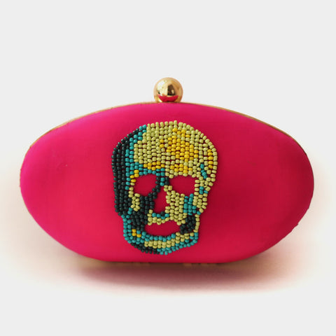 Skull Clutch by ETRE