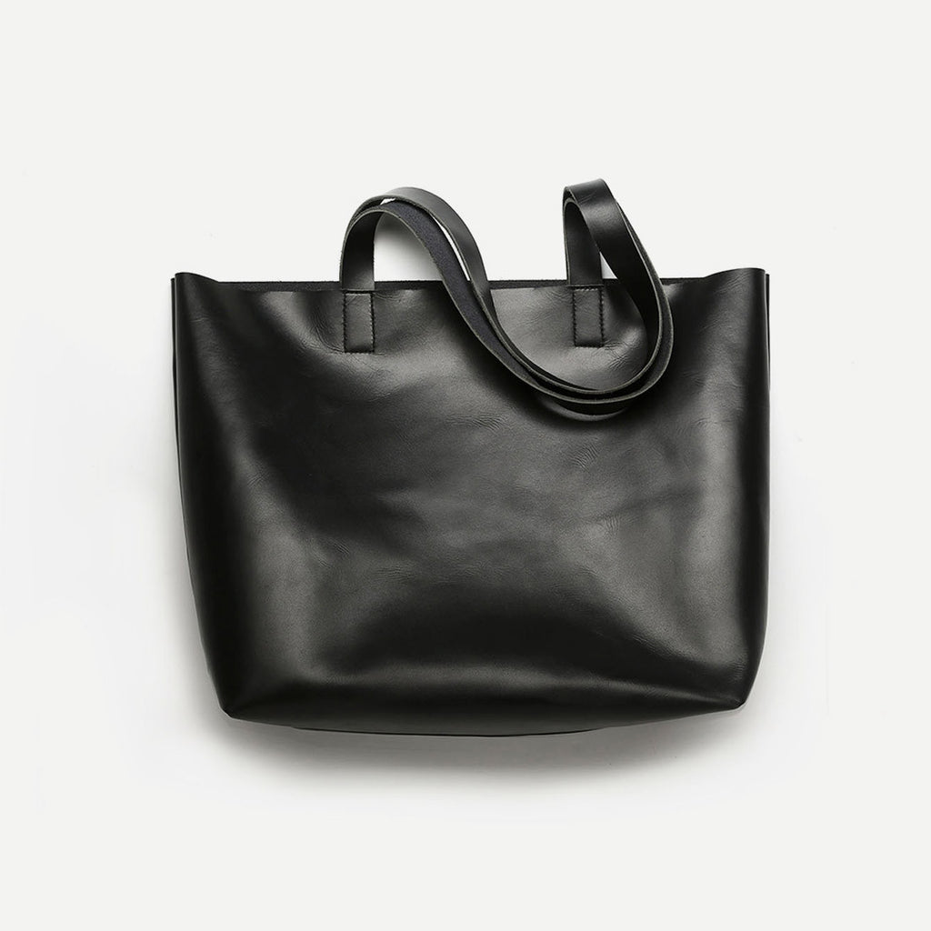 Welsh Leather Tote Bag by Grain