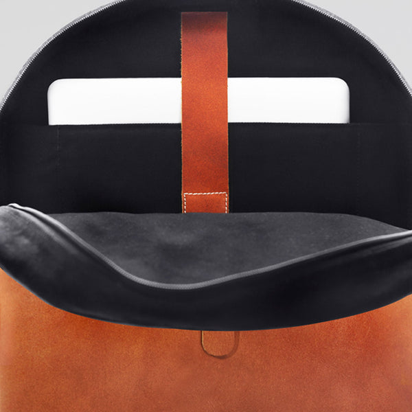 Black & Tan Country Backpack