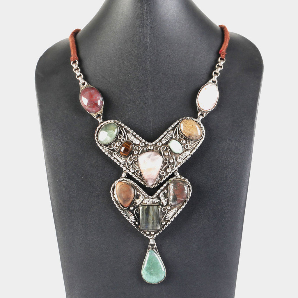 Ottoman Obsession Necklace by Suman Mishra Jewelry