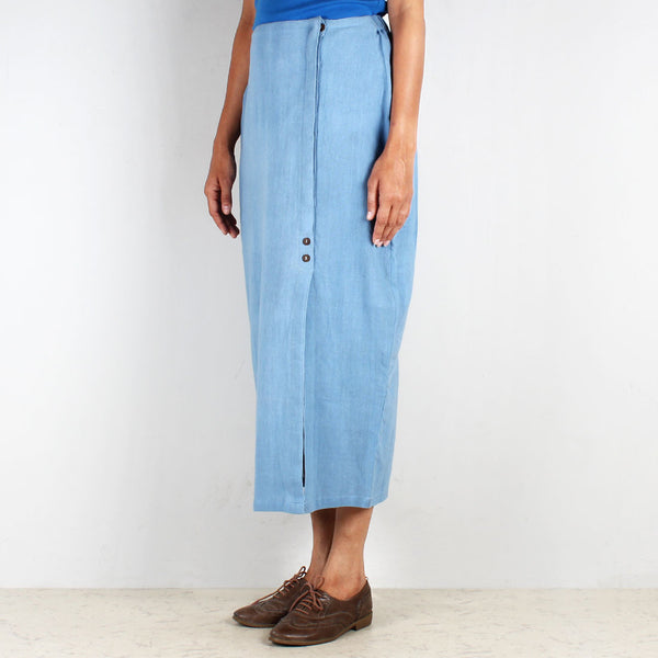 Cocoon Cotton Khadi Skirt