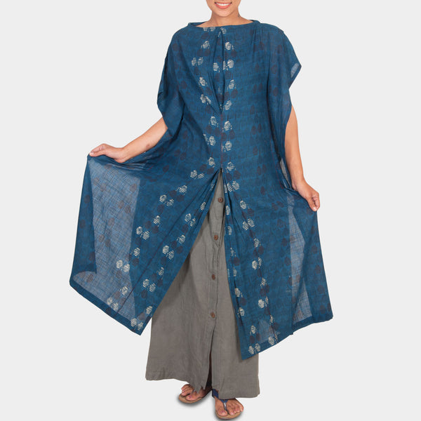 Kaftan Skirt Set by JAYATI GOENKA