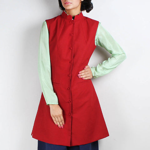 Nehru Reversible Jacket by Ka-Sha