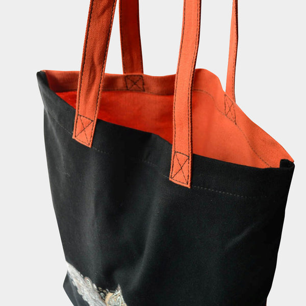 Eye Tote (Black)