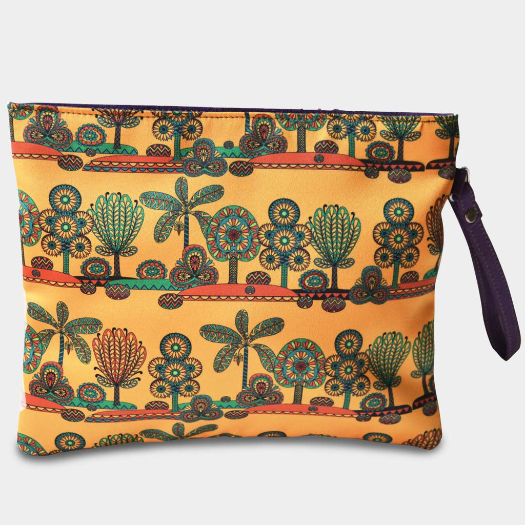 Trees Pouch by Noorani Biswas