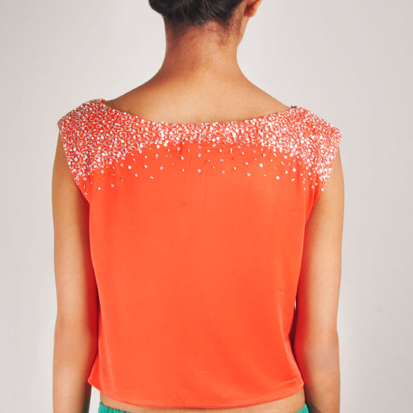 Bling Crop Top