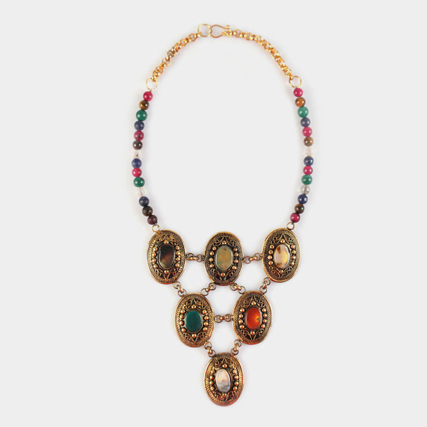 Coronation Jewels Necklace