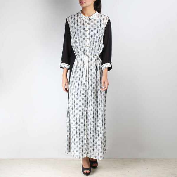 Dallas Long Shirt Tunic by SOUP by Sougat Paul