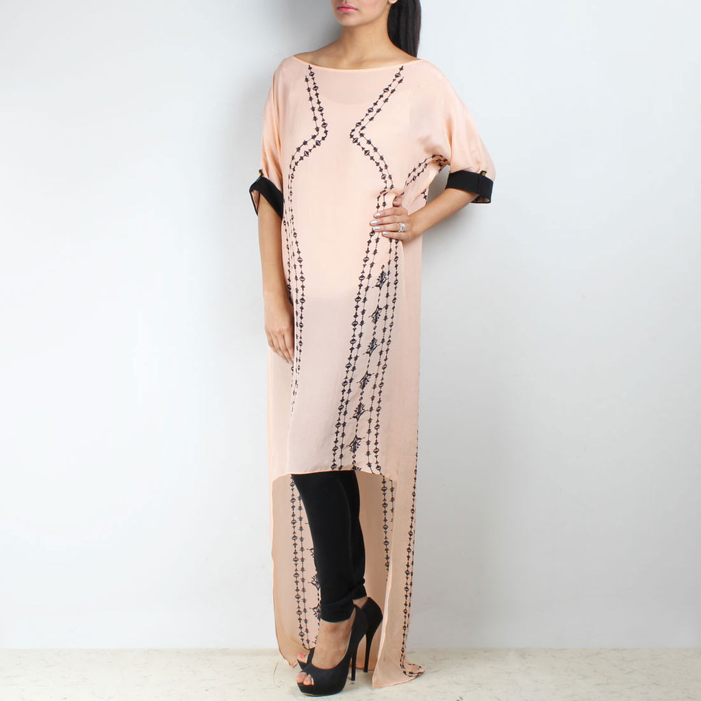 Memphis High Low Tunic by SOUP by Sougat Paul