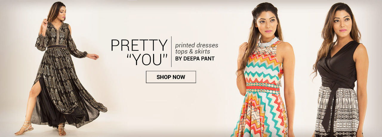Pretty 'You' By Deepa Pant