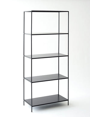 Shelf High Black - Abstracta System