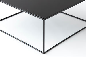 Table 80 Black - Abstracta System