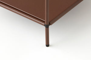 Nightstand Brown - Abstracta System