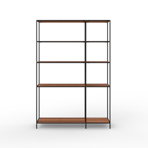 Original Shelf 1+1 Walnut