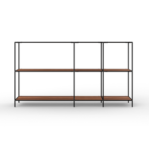 Original Shelf Low Walnut