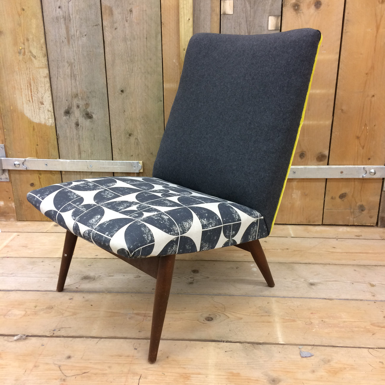 Mid Century Parker Knoll Chair