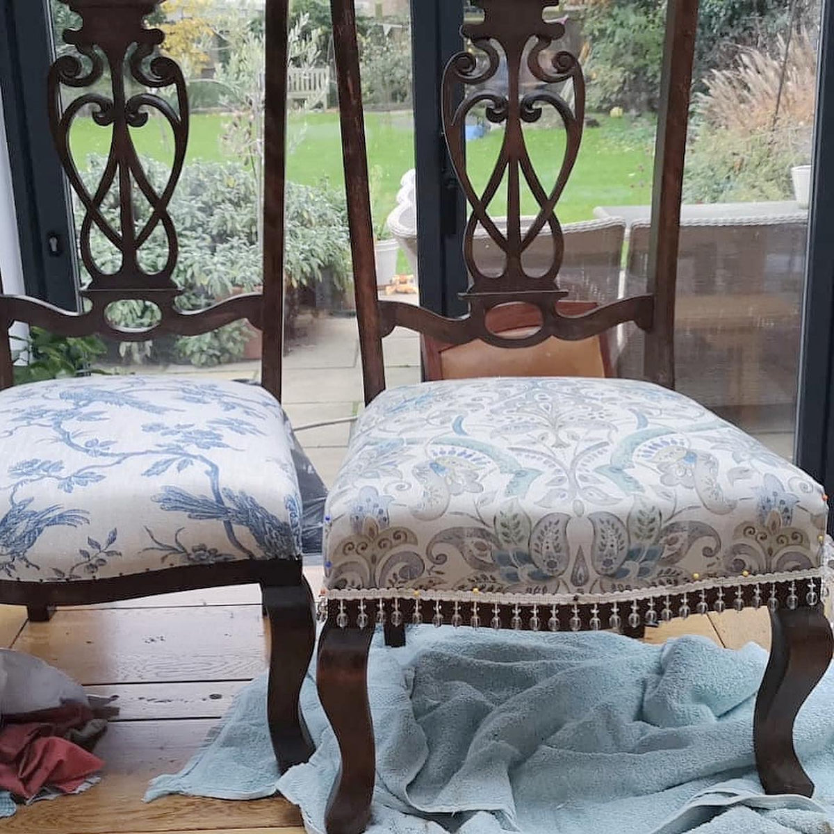 2021 Saturday Upholstery Classes