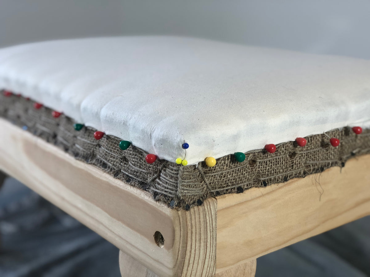 Online Traditional Upholstery Course
