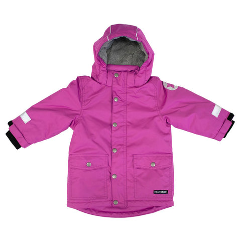 Villervalla - Outdoor Winterjacket Lotus Roze