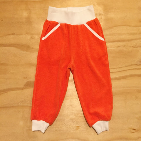 Moonkids Terry Pants Orange