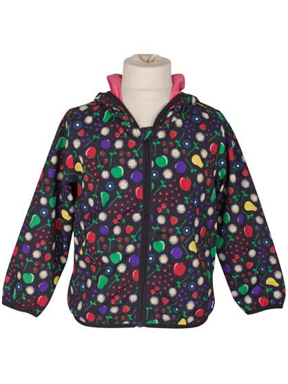 Danefae Oda Jacket Black Fruity