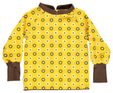 Albababy - Tunic Bellis Yellow Flowers