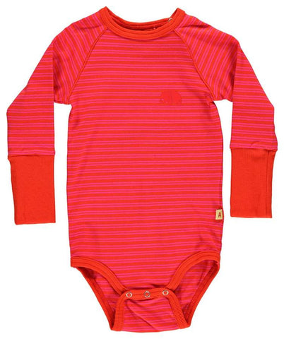 Albababy - Body Bari Red/Pink