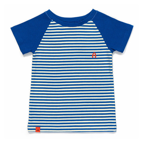 Albababy - Elas T-Shirt - Blue Striped