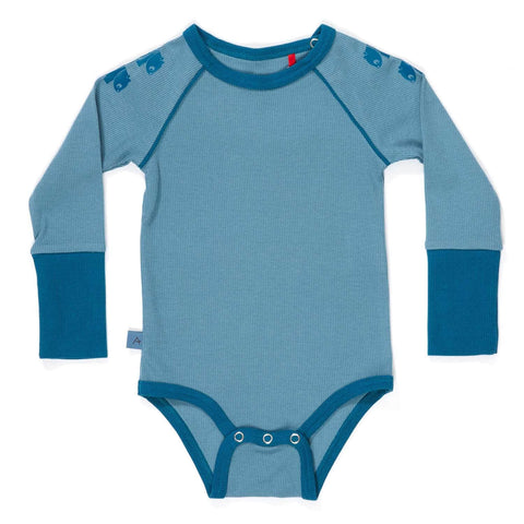 AlbaBabY Halia Body - Provincial Blue