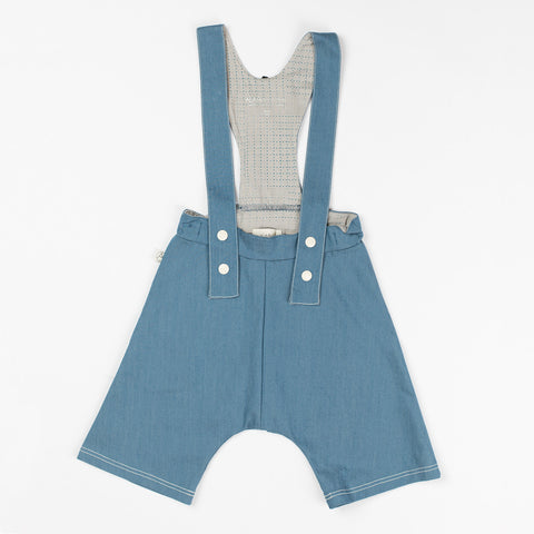 AlbaBaby Noah Short Crawlers